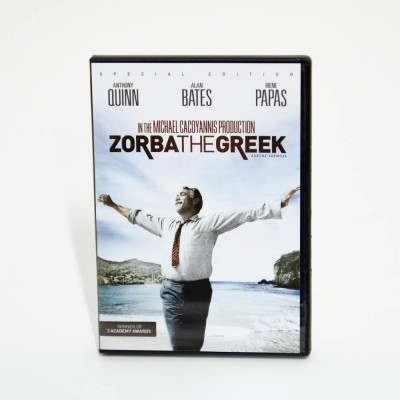 Zorba the Greek, in the Michael Cacoyannis production