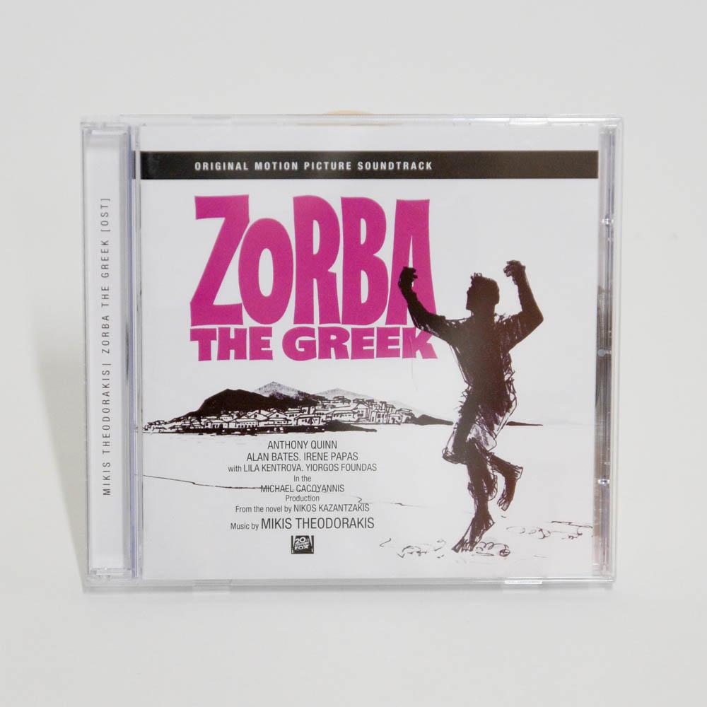 Zorba the Greek, Original motion picture soundrack